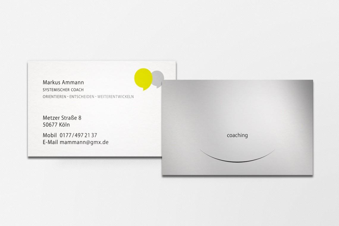 Corporate Design _ Markus Ammann